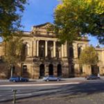supreme court building facade au